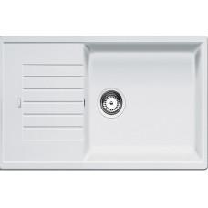 Кухонная мойка Blanco Zia XL 6S Compact Silgranit PuraDur белый