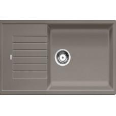 Кухонная мойка Blanco Zia XL 6S Compact Silgranit PuraDur серый беж