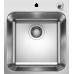 Мойка для кухни Blanco SUPRA 400-IF/A нерж.сталь полированная с клапаном-автоматом