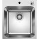 Кухонная мойка Blanco Supra 400-IF/A Нержавеющая сталь (сталь полированная) с клапаном-автоматом