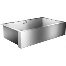 Мойка для кухни Blanco CLARON XL 8-U нерж.сталь зеркальная полировка