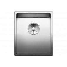 Кухонная мойка Blanco Claron 340-U Нержавеющая сталь Durinox