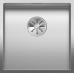 Мойка для кухни Blanco CLARON 400-U нерж. сталь Durinox