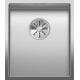 Кухонная мойка Blanco Claron 340-If Нержавеющая сталь Durinox