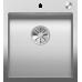 Мойка для кухни Blanco CLARON 400-IF A нерж. сталь Durinox с клапаном-автоматом
