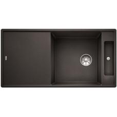 Мойка для кухни Blanco AXIA III XL 6 S антрацит, разделочный столик ясень c кл.-авт. InFino®