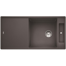 Кухонная мойка Blanco AXIA III XL 6 S темная скала, разделочный столик ясень c кл.-авт. InFino®