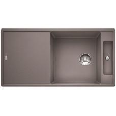 Кухонная мойка Blanco AXIA III XL 6 S алюметаллик, разделочный столик ясень c кл.-авт. InFino®