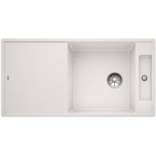 Мойка для кухни Blanco AXIA III XL 6 S белый, разделочный столик ясень c кл.-авт. InFino®