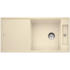 Кухонная мойка Blanco AXIA III XL 6 S жасмин, разделочный столик ясень c кл.-авт. InFino®
