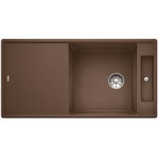 Мойка для кухни Blanco AXIA III XL 6 S мускат, разделочный столик ясень c кл.-авт. InFino®