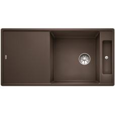 Мойка для кухни Blanco AXIA III XL 6 S кофе, разделочный столик ясень c кл.-авт. InFino®