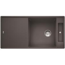 Кухонная мойка Blanco AXIA III XL 6 S-F SILGRANIT PuraDur (темная скала)