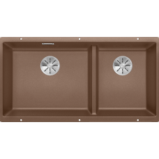 Кухонная мойка Blanco Subline 480/320-U Silgranit PuraDur (мускат)