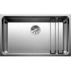 Мойка для кухни Blanco ETAGON 700-U нерж.сталь зеркальная полировка с отв. арм. InFino