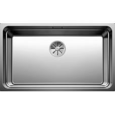 Кухонная мойка Blanco Etagon 700-IF нерж.сталь зеркальная полировка с отв. арм. InFino