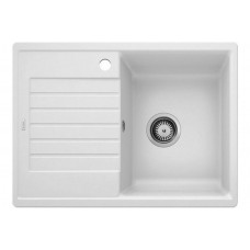 Кухонная мойка Blanco Zia 45S Compact Silgranit PuraDur (белый)