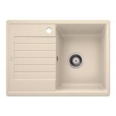 Кухонная мойка Blanco Zia 45S Compact Silgranit PuraDur (жасмин)