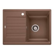 Кухонная мойка Blanco Zia 45S Compact Silgranit PuraDur (мускат)