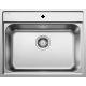 Кухонная мойка Blanco LEMIS 6-IF нержавеющая сталь (сталь полированная)
