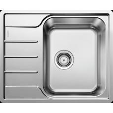 Мойка для кухни Blanco SUPRA LEMIS 45 S-IF Mini нерж.сталь полированная
