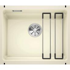 Мойка для кухни Blanco ETAGON 500 - U PuraPlus глянцевый магнолия)