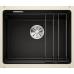 Мойка для кухни Blanco ETAGON 500 - U PuraPlus (черный)