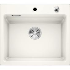 Мойка для кухни Blanco ETAGON 6 SILGRANIT PuraPlus  (глянцевый белый)