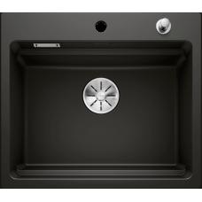 Кухонная мойка Blanco Etagon 6 Silgranit PuraPlus (черный)
