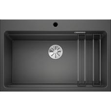 Мойка для кухни Blanco ETAGON 8 SILGRANIT PuraDur (антрацит)