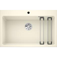 Кухонная мойка Blanco Etagon 8 Silgranit PuraDur (жасмин)