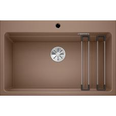 Кухонная мойка Blanco Etagon 8 Silgranit PuraDur (мускат)