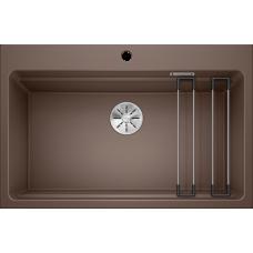 Кухонная мойка Blanco Etagon 8 Silgranit PuraDur (кофе)