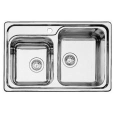 Мойка для кухни Blanco CLASSIC 8 нерж. сталь c зеркальной полировкой