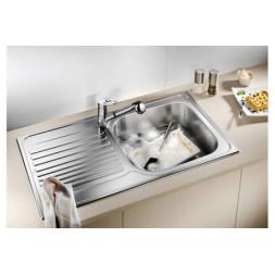 Кухонная мойка Blanco Tipo Xl 6 S Нержавеющая сталь (сталь полированная)