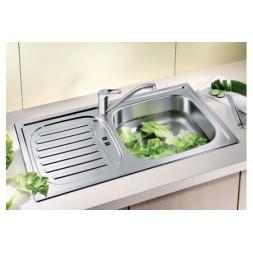 Кухонная мойка Blanco Flex Нержавеющая сталь (сталь матовая)