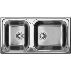 Мойка для кухни Blanco TIPO XL 9 нерж. сталь полированная