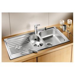 Кухонная мойка Blanco Tipo 6 S Нержавеющая сталь (сталь матовая)