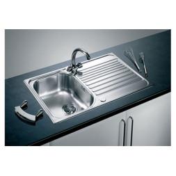 Кухонная мойка Blanco Tipo 45C Нержавеющая сталь (сталь матовая)
