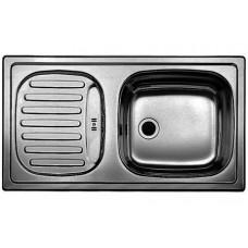 Кухонная мойка Blanco Flex Mini Нержавеющая сталь (сталь декор)