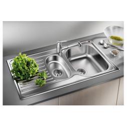 Кухонная мойка Blanco Tipo 6 S Basic Нержавеющая сталь (сталь матовая)
