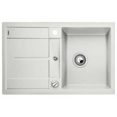 Кухонная мойка Blanco Metra 45S Silgranit PuraDur (белый)