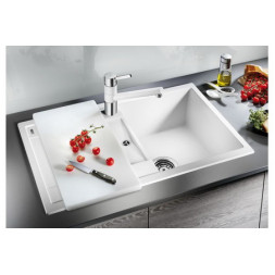 Кухонная мойка Blanco Metra 45S Silgranit PuraDur (жасмин)