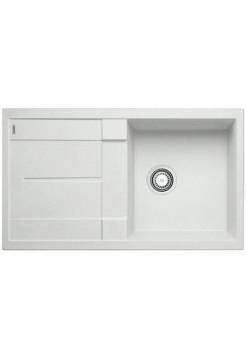 Кухонная мойка Blanco Metra 5 S Silgranit PuraDur (белый)
