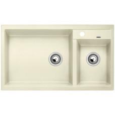 Кухонная мойка Blanco Metra 9 Silgranit PuraDur (жасмин)