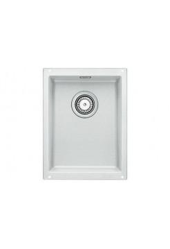 Кухонная мойка Blanco Subline 320-U Silgranit PuraDur (белый)