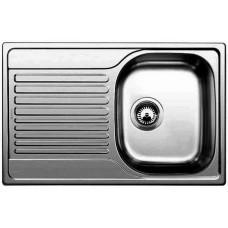 Кухонная мойка Blanco Tipo 45S Compact Нержавеющая сталь (сталь матовая)