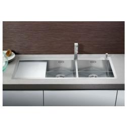 Кухонная мойка Blanco Zerox 8 S-If Нержавеющая сталь (сталь с зеркальной полировкой)