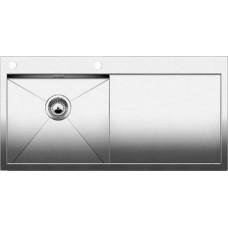 Кухонная мойка Blanco Zerox 5 S-If Нержавеющая сталь (сталь с зеркальной полировкой)