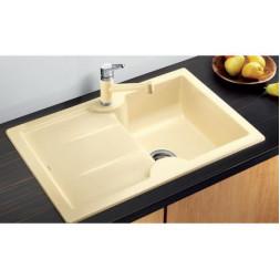 Кухонная мойка Blanco Idessa 45S Керамика (глянцевый белый)